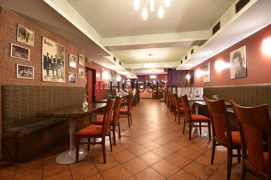 Pronájem, Restaurace, 232m² - Praha - Nové Město