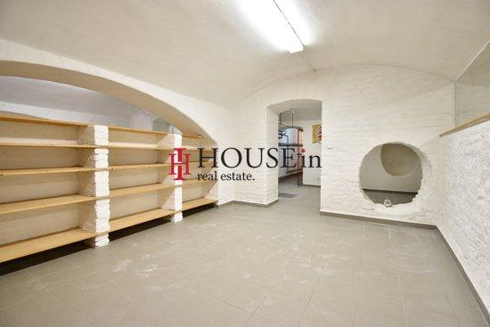 Pronájem, Obchodní prostory, 150m² - Praha - Smíchov