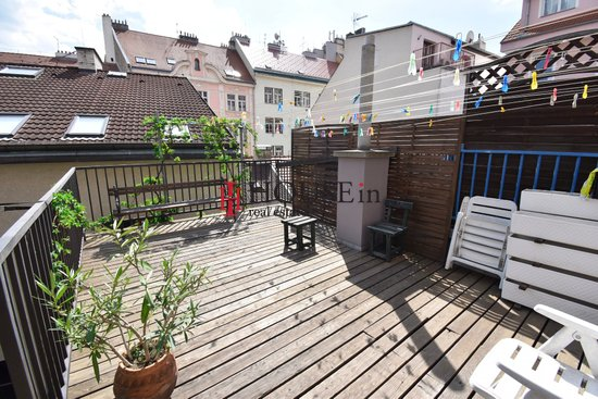 Pronájem, Byty 1+kk, 26m² - Praha - Vršovice