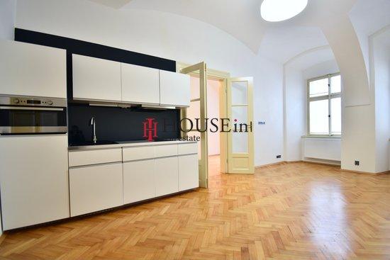 Pronájem, Byty 2+kk, 64m² - Praha - Malá Strana