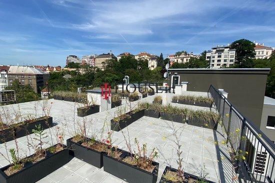 Pronájem, Byty 1+kk, 38m² - Praha - Vinohrady
