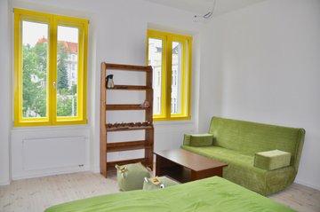 Pronájem bytu Zenklova, Praha 8