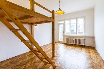 Prodej družstevního bytu, Praha - Karlín - prodávající