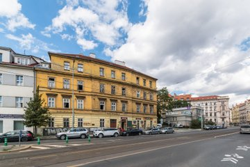 Prodej bytu Praha 7 - Dukelských hrdinů