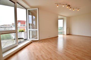 Prodej bytu 3+kk, 75 m², terasa 6 m², garážové parkovací místo, U kříže - Praha 5 - Jinonice