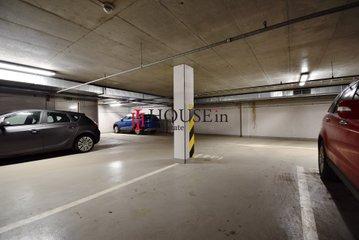 Prodej garážového stání, 15m² - V hůrkách, Praha 13 - Stodůlky