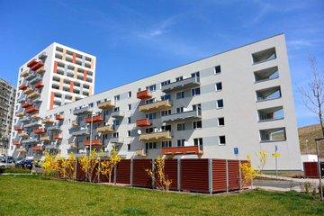 """Pronájem bytů v rezidenci """"Garden Towers"""""""