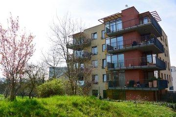 Pronájem bytu v novostavbě Praha - Libeň