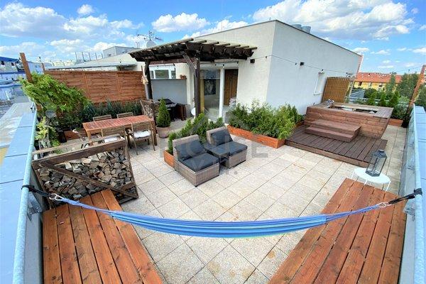 Prodej byty 2+kk/T, 116 m² - Praha 13