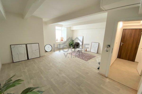 Prodej atelieru 1+kk + prostoru, 46,9m², Praha 7 - Holešovice