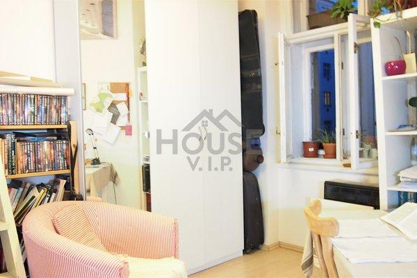 Prodej, Byty 1+kk, 22m² - Praha - Žižkov
