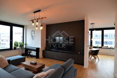 Prodej bytu 4+kk s terasou (123 m²) Praha 8 - Libeň, Ev.č.: 00036