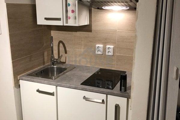 Prodej bytu 1+kk (19 m2) Praha 9 - Vysočany