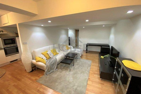 Prodej bytu 1+kk, 46m² - Praha 10 - Vršovice