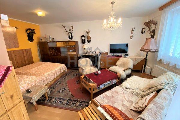 Prodej bytu 1+kk, 45,6m²/S  - Praha 8 - Troja