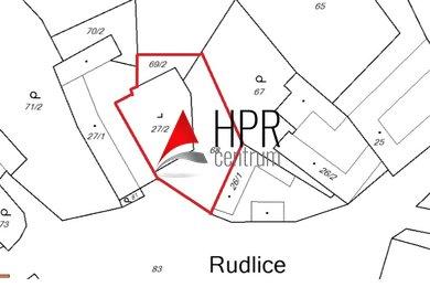Prodej, Pozemky pro bydlení, 794 m² - Rudlice, Ev.č.: 00151