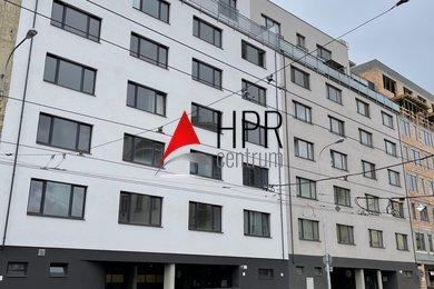 Prodej novostavby atelieru o dipozici 1+kk a ploše 30 m², ul Vranovská, Brno, Ev.č.: 00222