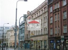 Pronájem, Komerční kanceláře, 34m², 2.NP, 28. října, Mor. Ostrava