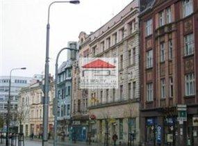 Pronájem, Komerční kanceláře, 25m², 3.NP, 28. října, Mor. Ostrava
