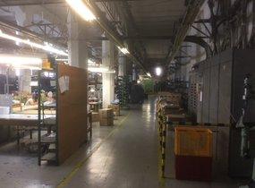 Pronájem, Výroba, 1380m² - Hrušovany u Brna