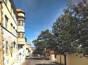 Pronájem, exkluzivní kanceláře, 141m² - Praha - Hradčany