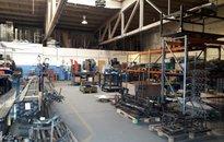 Pronájem výroba a kanceláře 1 447 m² - Ostrava - Přívoz