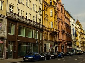 Pronájem, Komerční prostory, 527m² - Praha - Nové Město
