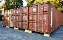 Pronájem skladových kontejnerů ve Slezské Ostravě