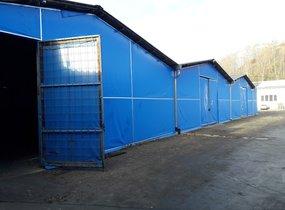 Pronájem skladu 302 m² - Ostrava - Přívoz