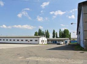Obchodní - skladový prostor, ul. Příborská, Frýdek-Místek