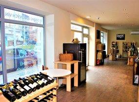 Pronájem reprezentativních obchodních prostor (cca 115 m²)