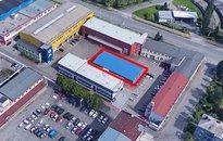 Pronájem skladu 477 m2 - Ostrava