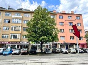 Pronájem obchodního prostoru (cca 17,4 m²)