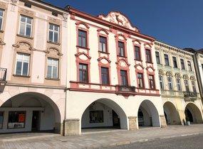 Pronájem, kancelář, 15 m², Nový Jičín, Masarykovo Náměstí