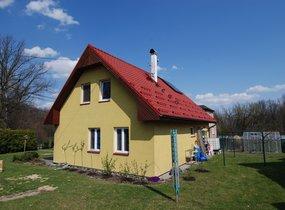 prodej, rodinný dům 5+1 s pozemkem 721m2