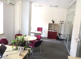 Pronájem, Kanceláře, 85m² - Brno - Královo Pole