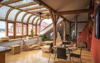 Nabízíme k pronájmu luxusní byt 6 +1, 280m² - Praha - Vinohrady