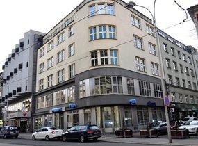 Pronájem kanceláří, 310 m2, 2.NP, ul. Jurečkova, Moravská Ostrava.