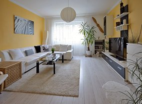 Prodej slunného bytu 2+kk na Břevnově, 62 m2