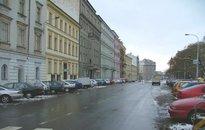 Pronájem patra pro komerční využití, 205 m² , Praha - Nové Město, ul. Opletalova