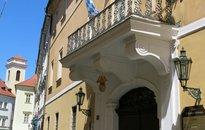 Nabízíme k pronájmu reprezentativní kancelář, 31,5 m² - Michalská, Praha 1 - Staré Město