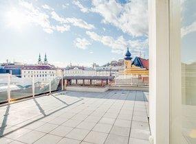 Prodej, Byty 4+kk, 200 m², Terasa, Brno-město