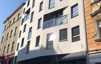 Pronájem krásných 2 bytů  2+kk, vel. 34,2m², s garáží  v Rezidenci Rostislavova, Praha - Nusle