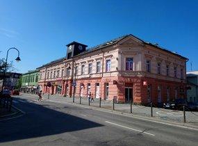 Obchodní prostor na ulici tř. T. G. Masaryka, Frýdek-Místek