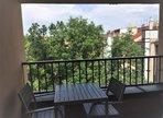 balkon. Zizkov