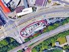 Pronájem komerčního pozemku 1474 m²