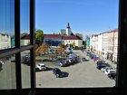 Kanceláře s výhledem na Zámecké náměstí ve Frýdku-Místku