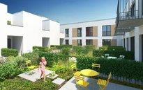Prodej, Byty 2+kk s šatnou a balkonem, 55.3 m², Brno - Štýřice