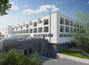 Prodej, Byty 2+kk s terasou, 77,5 m², Brno - Štýřice