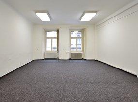 Pronájem kanceláře/učebny 60 m2 v centru Prahy